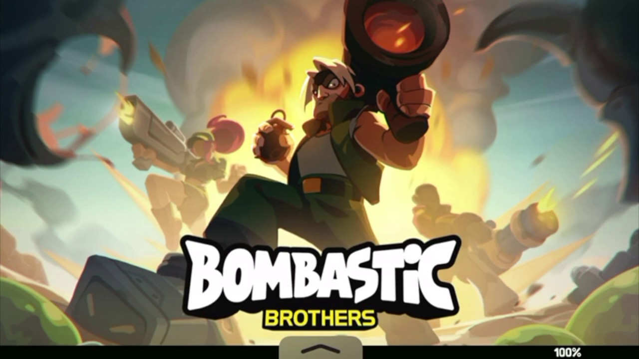 Bombastic Brothers Top Squad APK Mod Hack For Gems - Tech