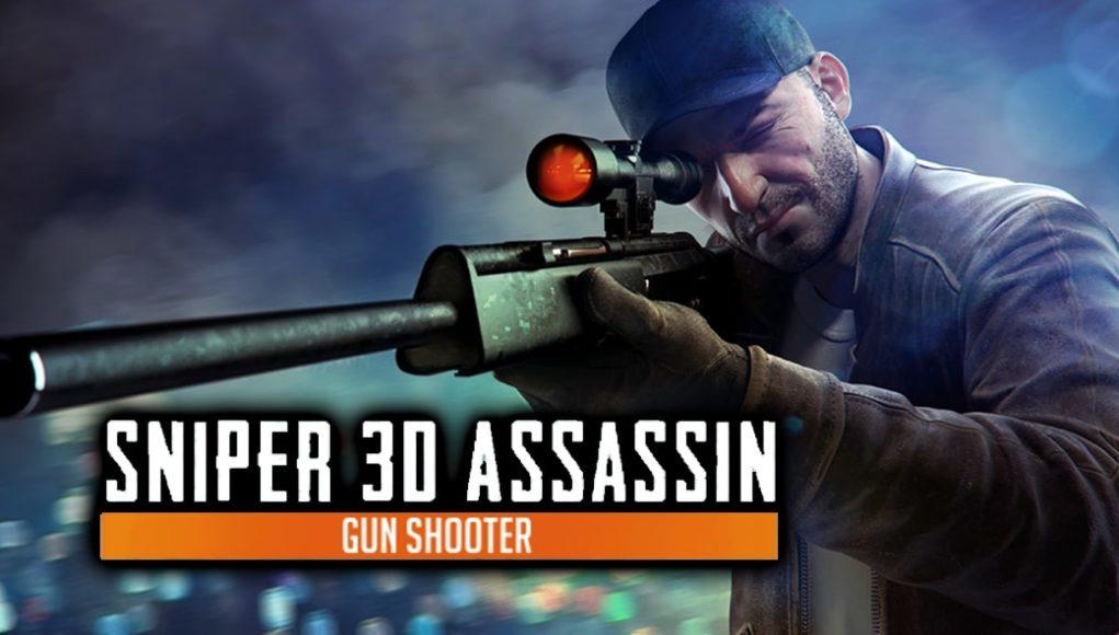 Sniper 3D Assassin Gun Shooter APK Mod Hack For Coins And