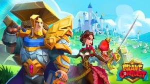 Brave Conquest APK Mod Hack For Gems and Coins
