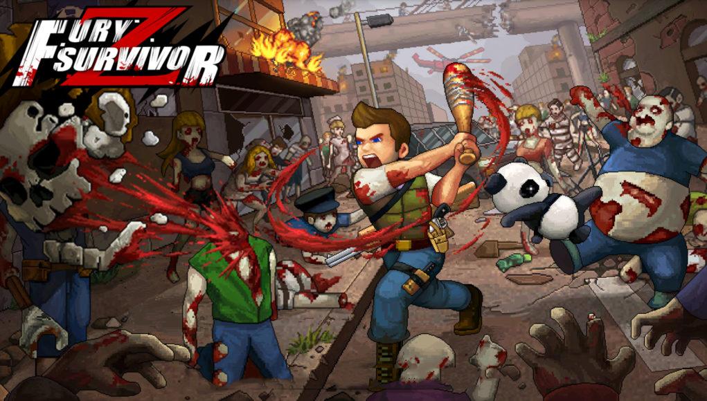 Fury Survivor Pixel Z Hack APK Gold