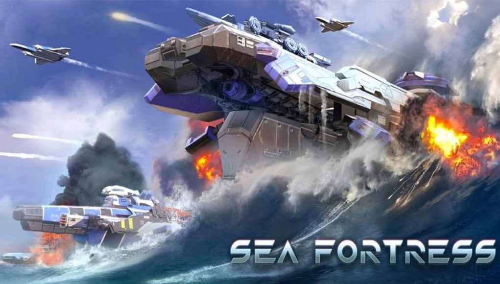 Sea Fortress APK Mod Hack For Gold
