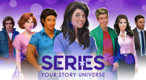 Series Your Story Universe APK Mod Hack For Gems and Tickets