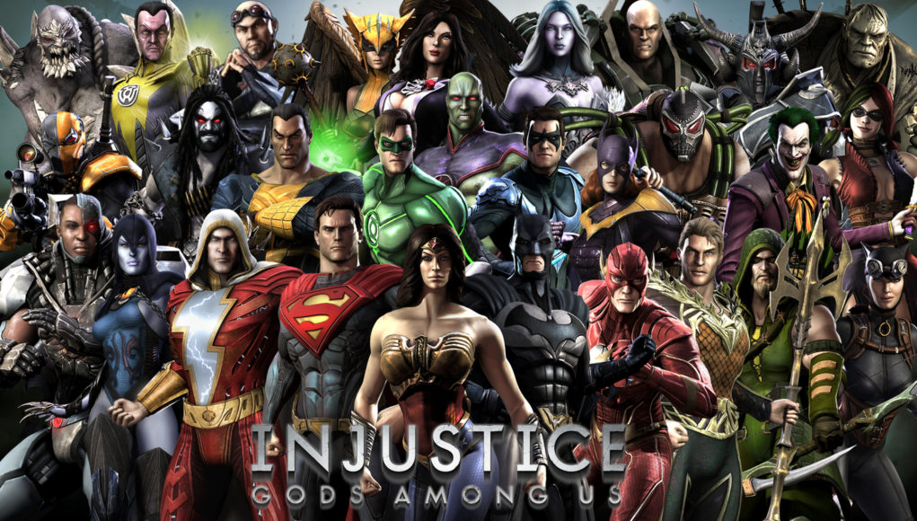 Injustice Gods Among Us APK Mod Hack For Power Credits and Alliance Credits