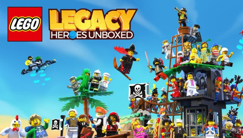 LEGO Legacy Heroes Unboxed Hack APK Mod For Gems