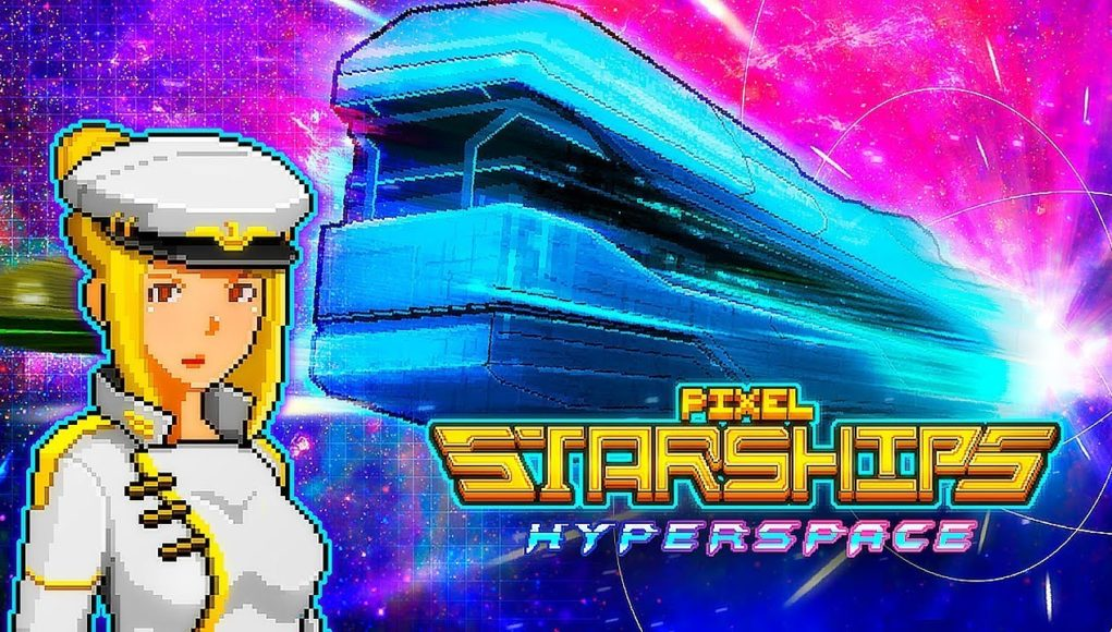 Pixel Starships Hyperspace Hack APK Mod For Starbux
