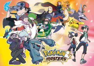 Pokemon Masters Hack APK Mod For Gems