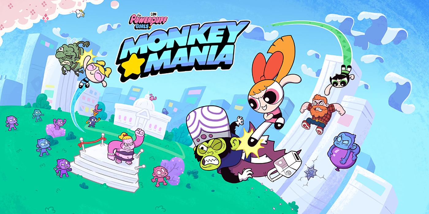Powerpuff Girls Monkey Mania APK Mod Hack For Coins - Tech