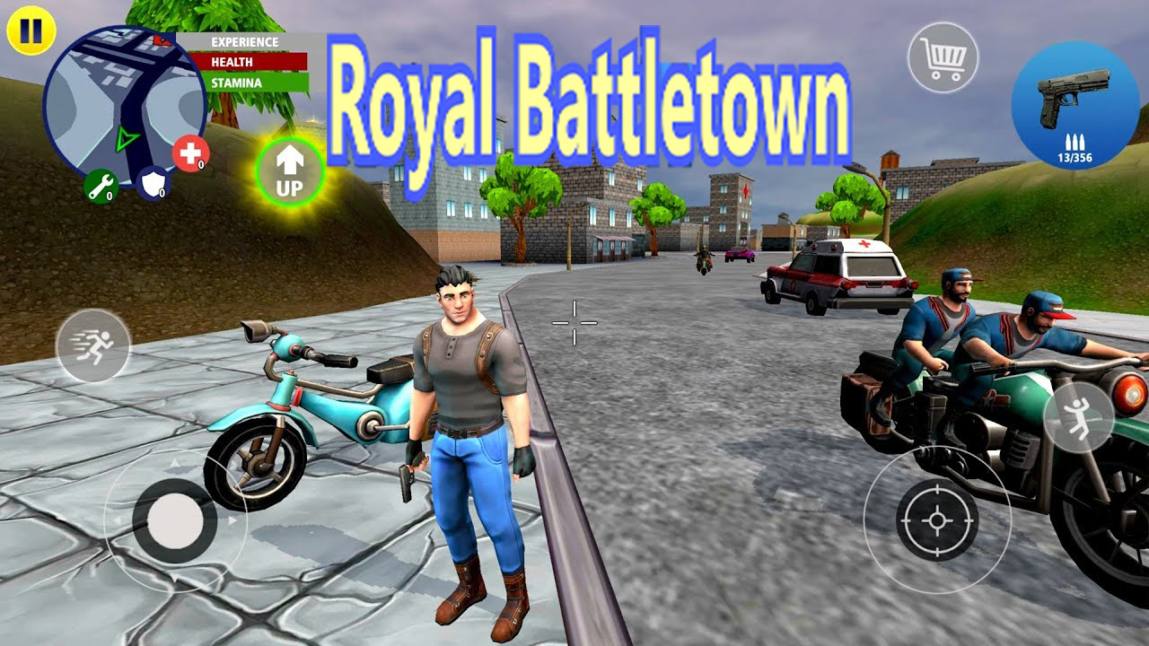 Royal Battletown Hack APK Mod For Money and Gems - Tech Info APK