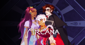 The Arcana A Mystic Romance Hack APK Mod For Coins and Keys