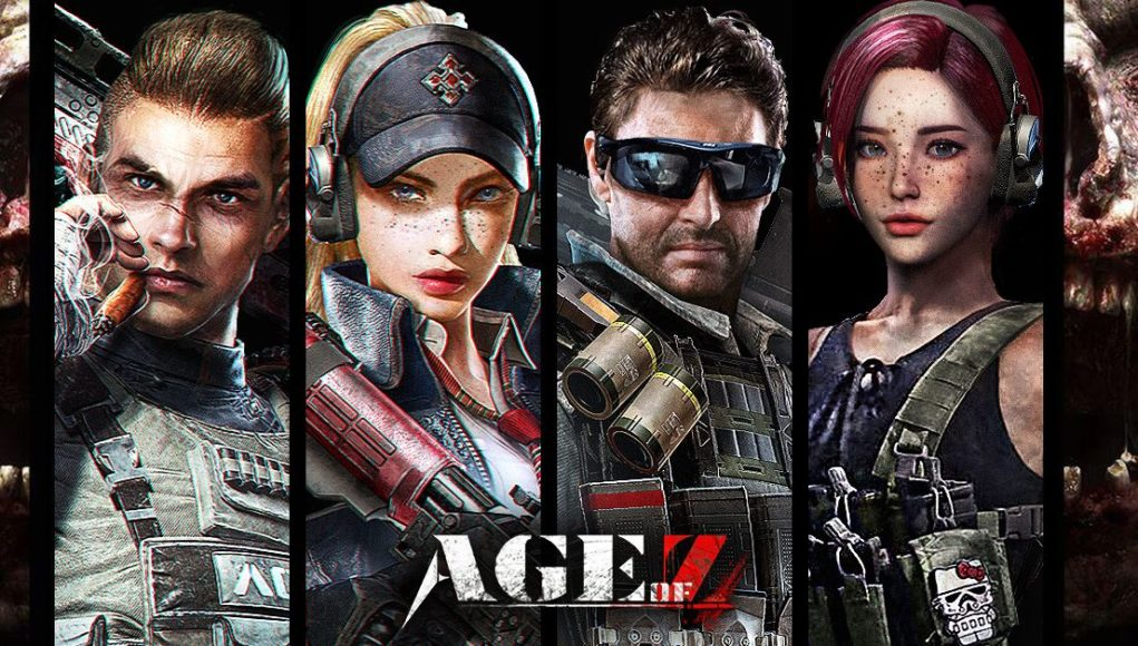 Age of Z APK Mod Hack For Gold