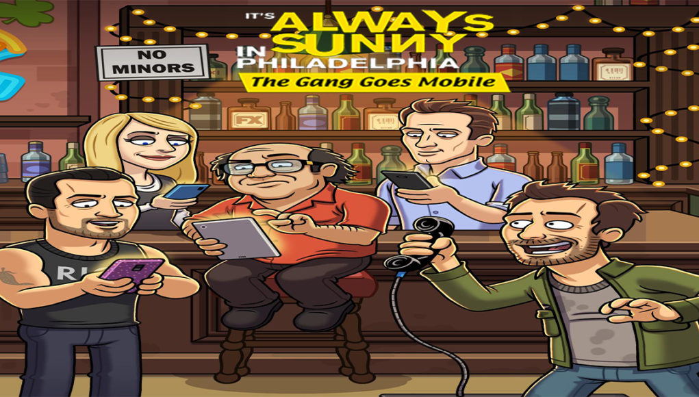 Its Always Sunny The Gang Goes Mobile Hack APK Mod For Paddys EGG and Beer