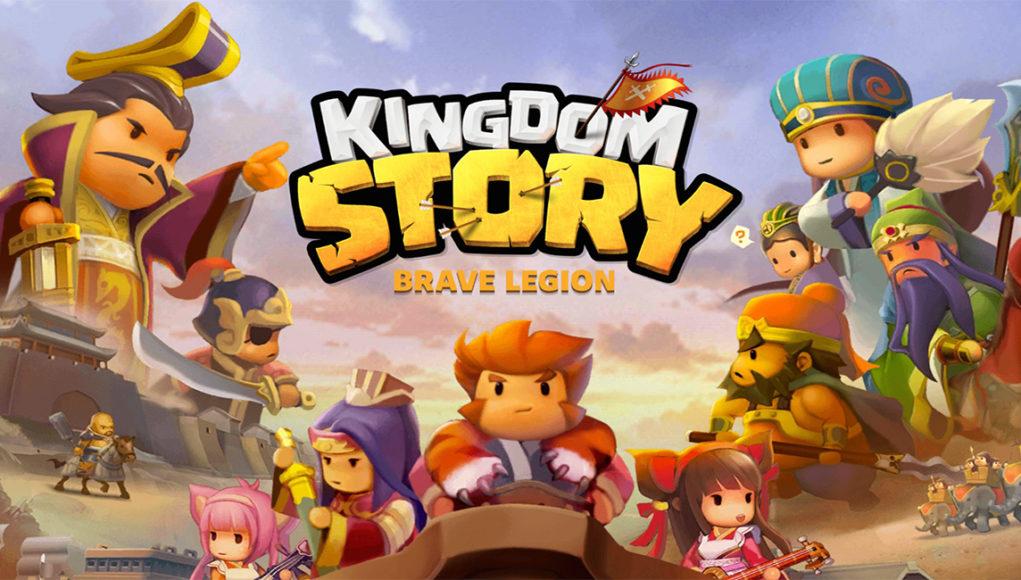 Kingdom Story Brave Legion Hack apk Gold