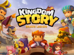Kingdom Story Brave Legion Hack apk Gold