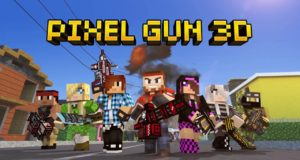 Pixel Gun 3D APK Mod Hack For Gems and Coins