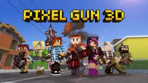 Pixel Gun 3D APK Mod Hack For Gems and Coins