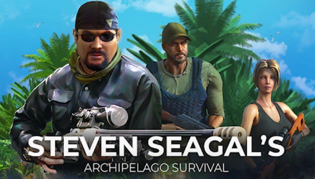 Steven Seagal Archipelago Survival Hack APK Mod Coins