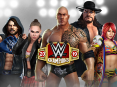 WWE Champions 2019 Hack APK Mod For Cash and Coins