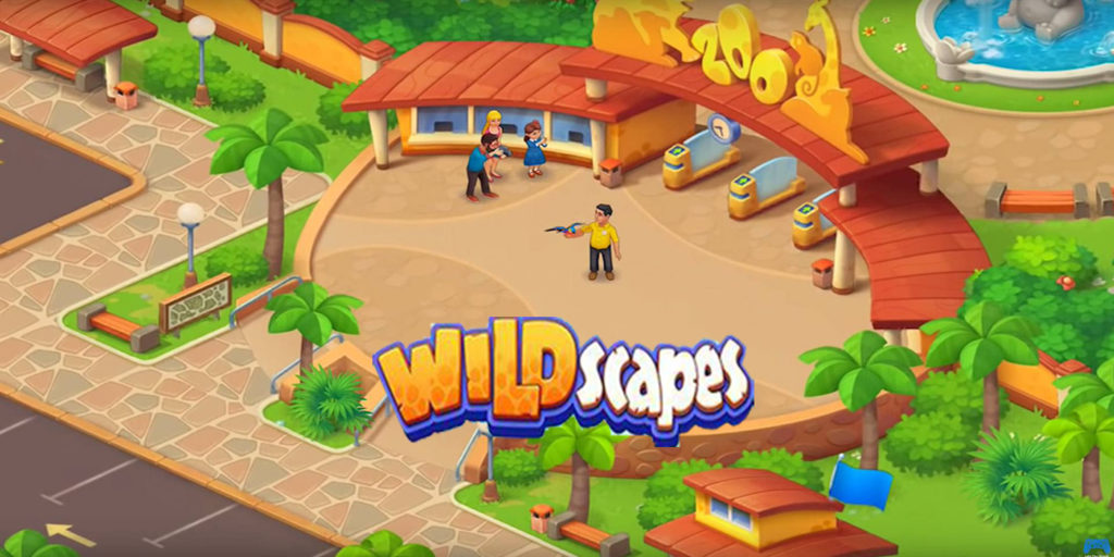 Wildscapes APK Mod Hack For Coins and Diamonds