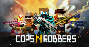 Cops N Robbers Hack APK Mod For Coins and Gems