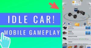 Idle Car APK Mod Hack For Diamonds
