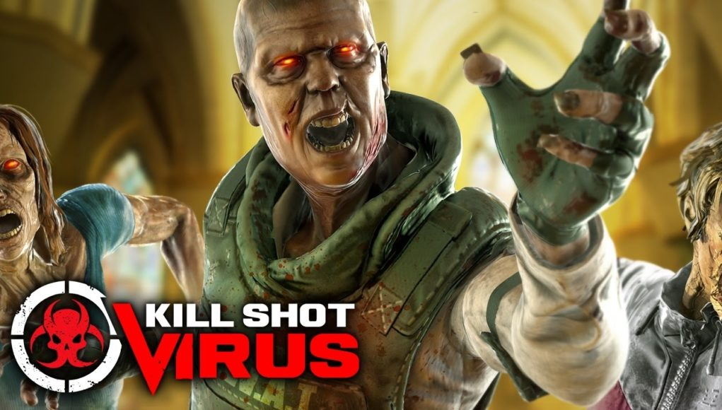 Kill Shot Virus Hack APK For Gold and Bucks