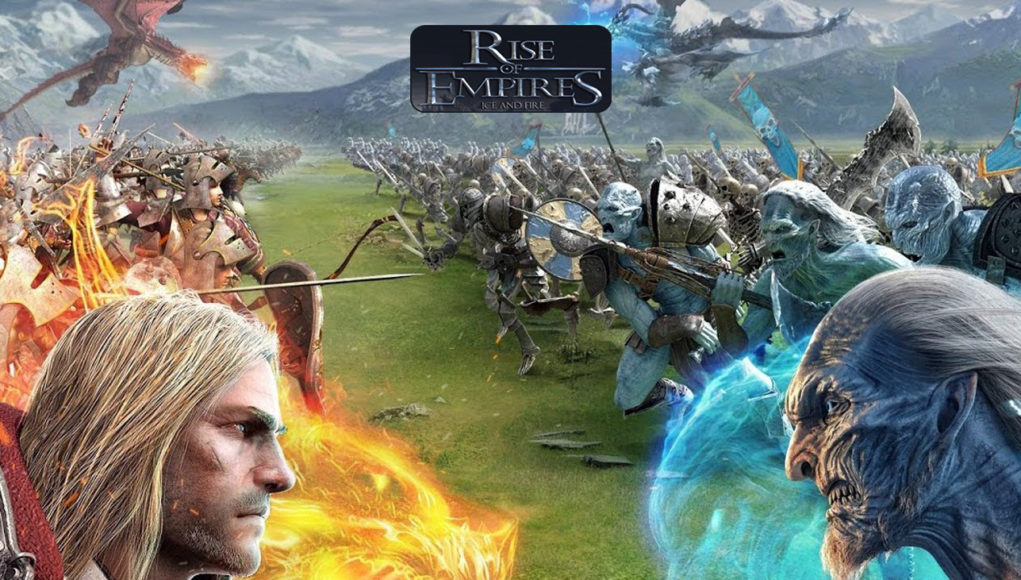 Rise of Empires Ice and Fire Hack Mod For Gems