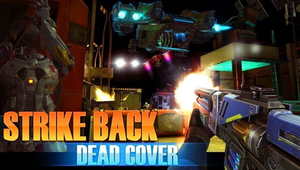 Strike Back Dead Cover APK Mod Hack For Gold and Cash