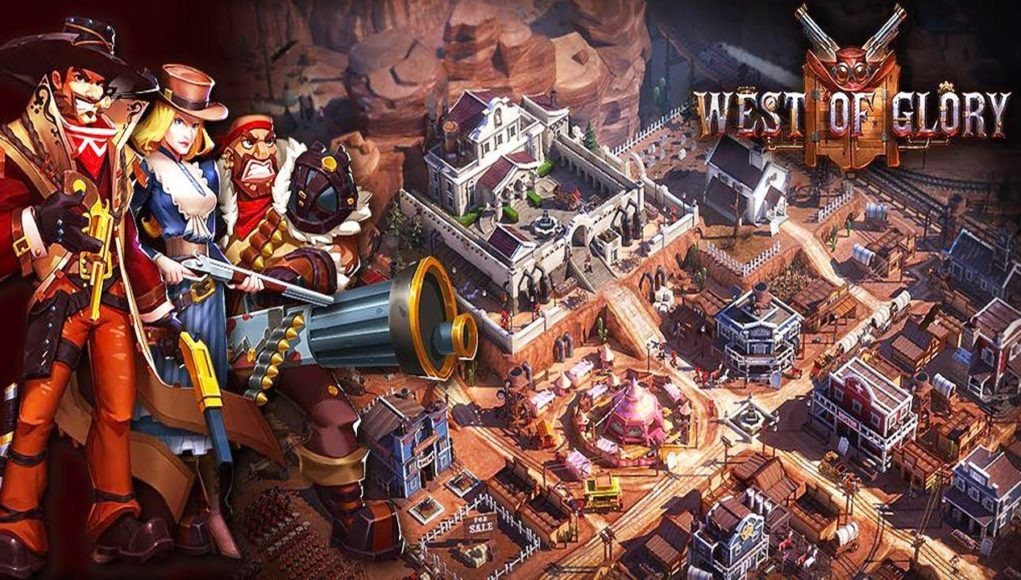 West of Glory APK Mod Hack For Gold