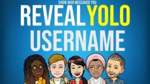 YOLO Hack – Reveal YOLO Usernames Online