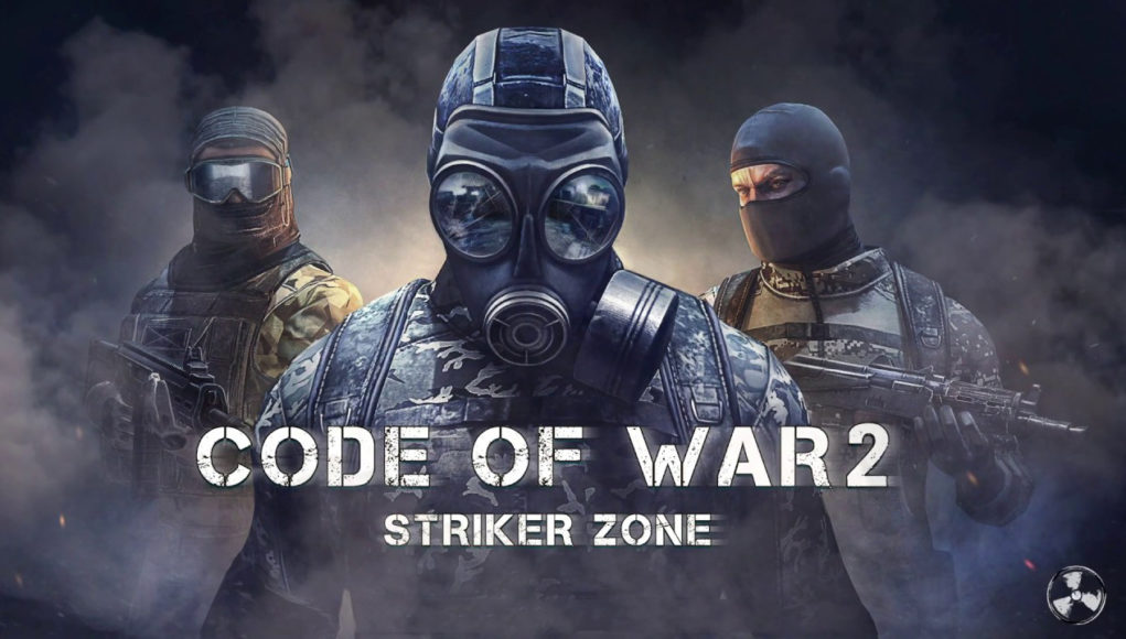 Code Of War 2 Striker Zone 3D Hack APK Mod For Gold and Silver