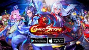 Combo Strike Three Kingdoms Hack APK Mod For Diamonds