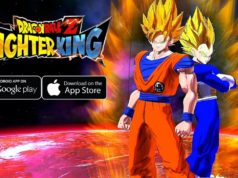 Dragon Ball Z Fighter King Hack mod apk diamonds