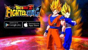 Dragon Ball Z Fighter King Hack mod apk diamonds