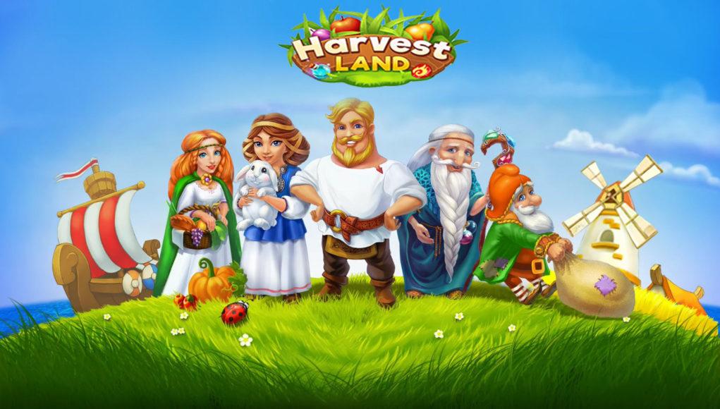 Harvest Land Hack Cheat