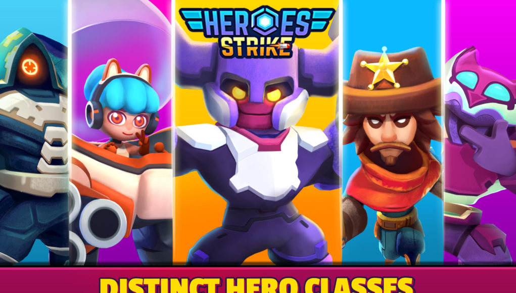 Heroes Strike Hack Cheats For Coins and Gems