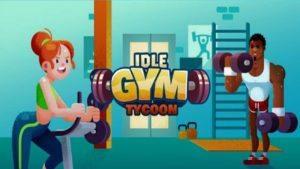 Idle Fitness Gym Tycoon Hack APK Mod For Gems