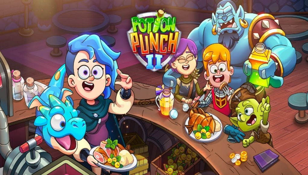 Potion Punch 2 Hack APK Coins and Gems