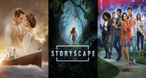 Storyscape Hack apk for Diamonds and Tickets