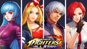The King of Fighters ALL STAR Hack Mod For Ruby