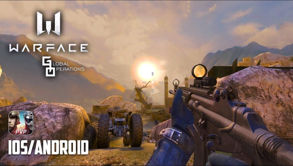 Warface Global Operations Hack APK Mod For Gold
