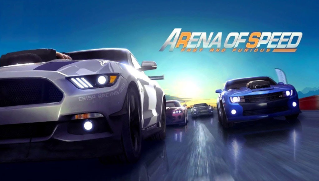 Arena of Speed Fast and Furious Hack mod Gold and Diamonds