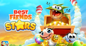 Best Fiends Stars Hack mod apk [Coins and Lives]