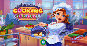 Cooking Festival Hack mod For Gold and Gems