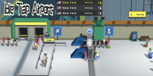 Idle Tap Airport Hack APK Mod For Money