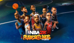NBA 2K Playgrounds Hack APK Mod For Coins and Gems