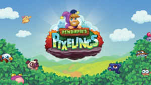 PewDiePie's Pixelings Hack Free Bux Cheats