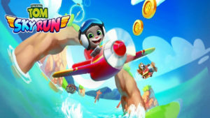 Talking Tom Sky Run Hack For Gold Coins and Plasma Juice