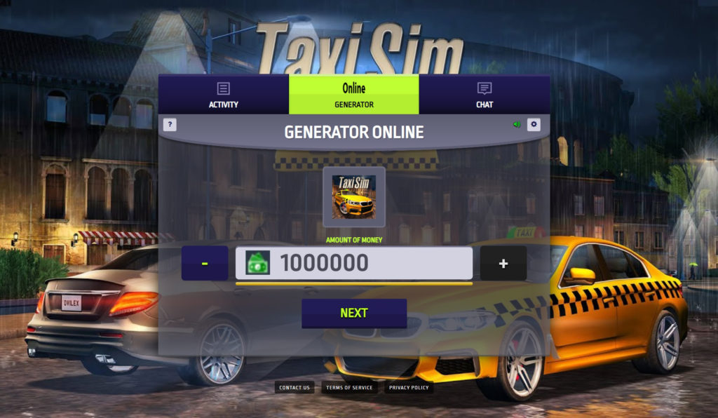 taxi-sim-2020-hack