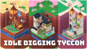 Idle Digging Tycoon Hack 2020 Android-iOS [Free Diamonds]