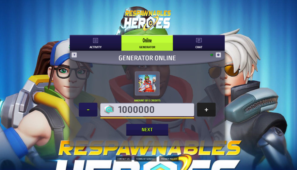 respawnables-heroes-hack